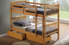 Как сделать двухъярусную кровать своими руками. Пошаговый процесс изготовления простой двухъярусной кровати из дерева. Подробные чертежи.