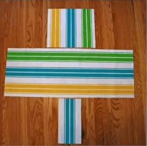 Ткань для сиденья.