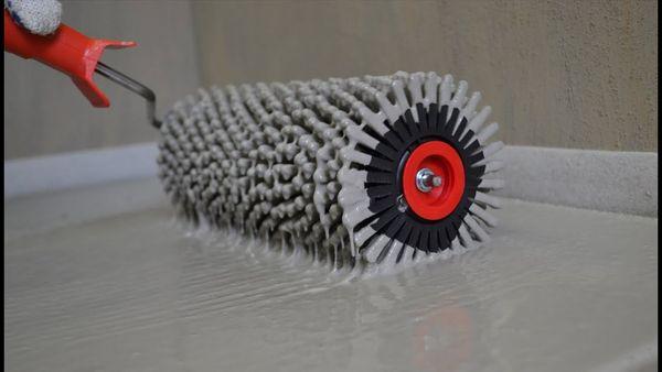 Фото игольчатого валика.